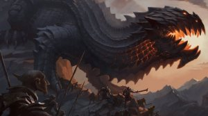 Lord_of_the_rings_glaurung_by_vaejoun-d71q48f