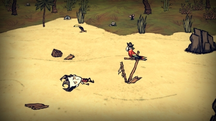 Don't Starve Shipwrecked diary